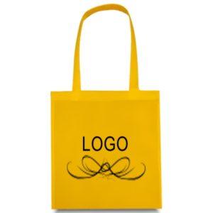 Tnt giallo personalizzato